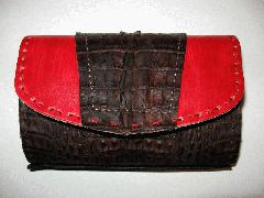 Maraschino Croc Alligatrix Wallet Front Closed - Web.JPG